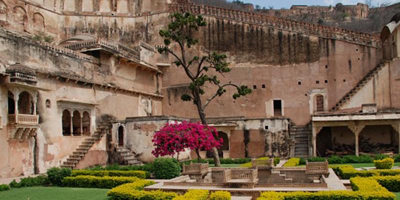 Garh Palace - Bundi