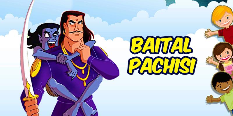 Baital Pachisi-blog