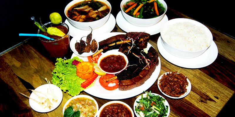 Food in Nagaland