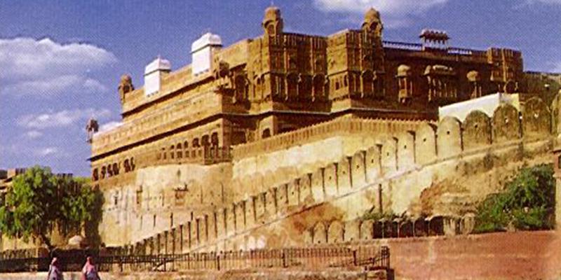 Junagarh Fort - Kolayat