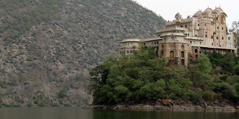 Silisehh Lake Palace - Matsya