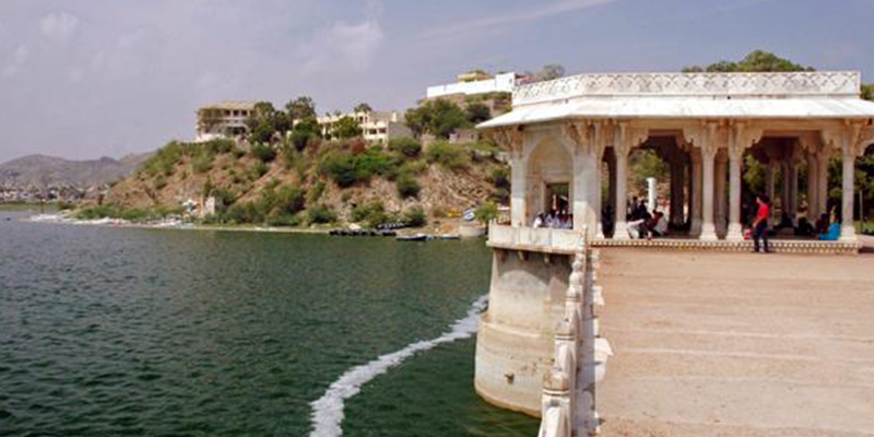 Ana Sagar Lake - Pushkar