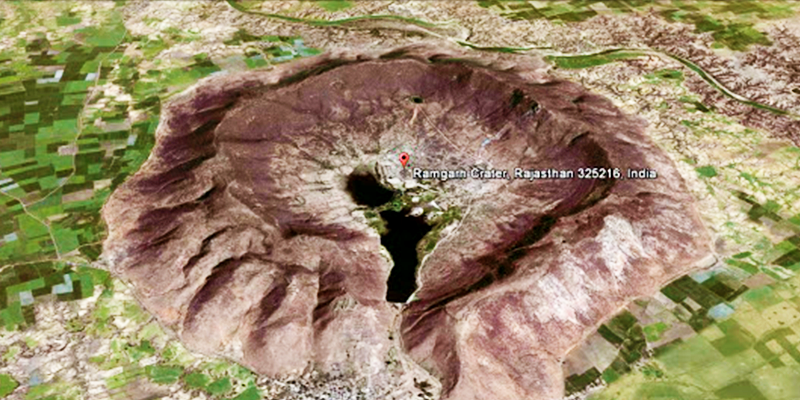 Ramgarh Crater