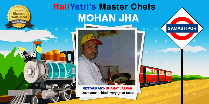 Chef of Samastipur