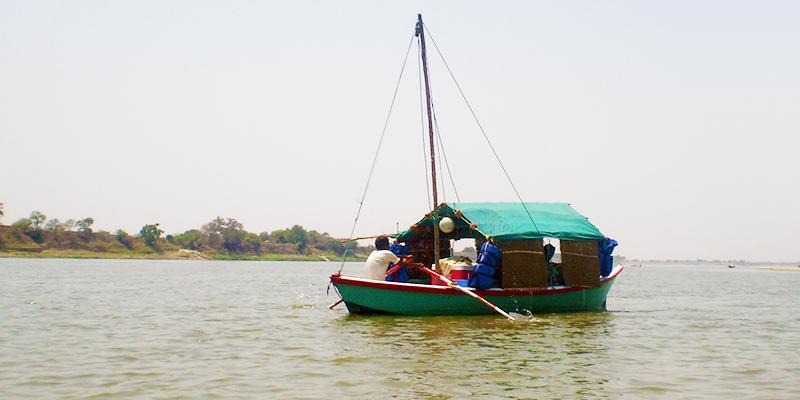 Gomti Boat Rides