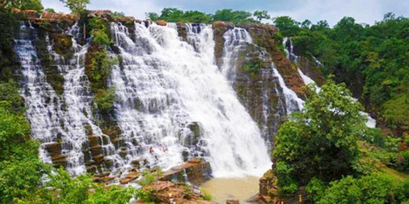 Malanjkudum Falls