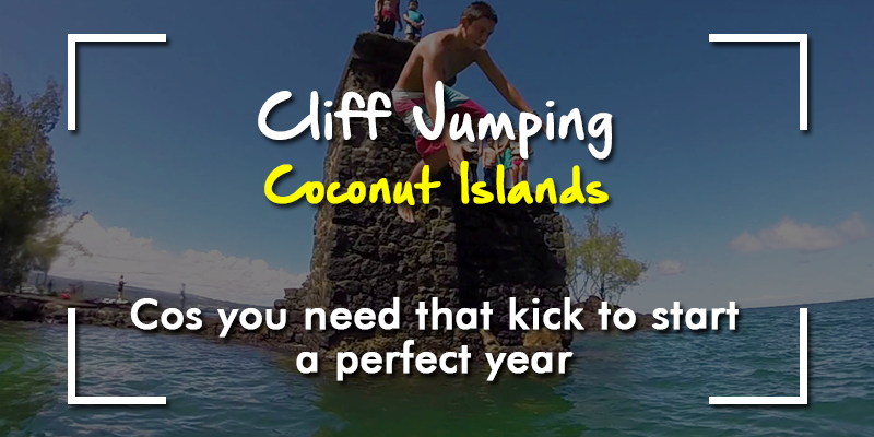 ankita-cliff-jumping