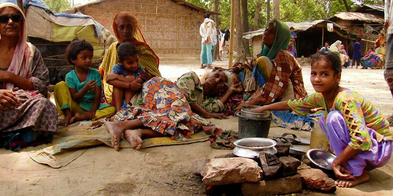 a unique village in India where irani people live