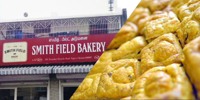 Smith Field Bakery, Chennai
