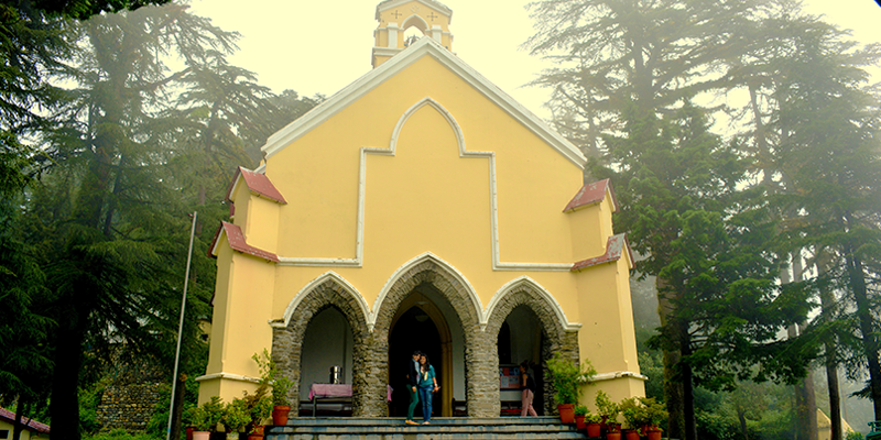 St. Paul's Church, Mussoorie