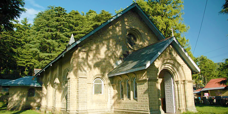 St. John's Church . Dalhousie