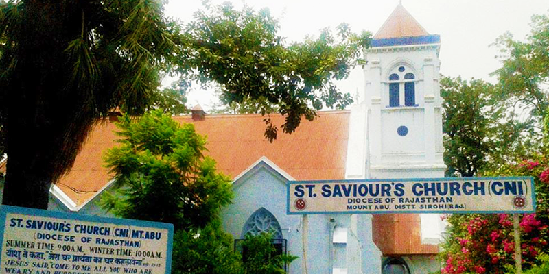 St. Saviour's Church , Mount Abu