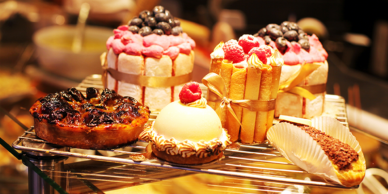 Iconic Bakeries in India