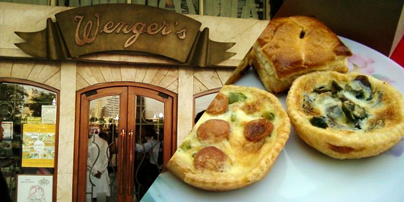 Wenger's Bakery, New Delhi