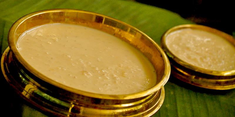 Amabalapuzha Palpayasam