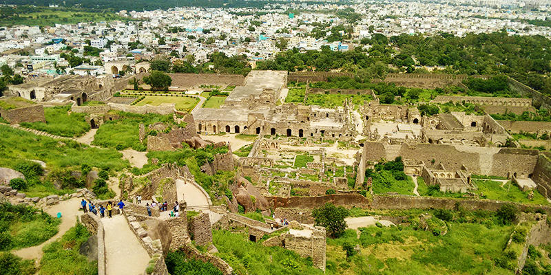 Hyderabad Forts