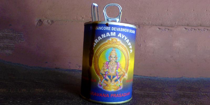 Sabarimala Aravana