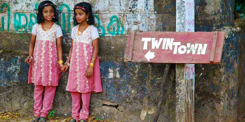twin village