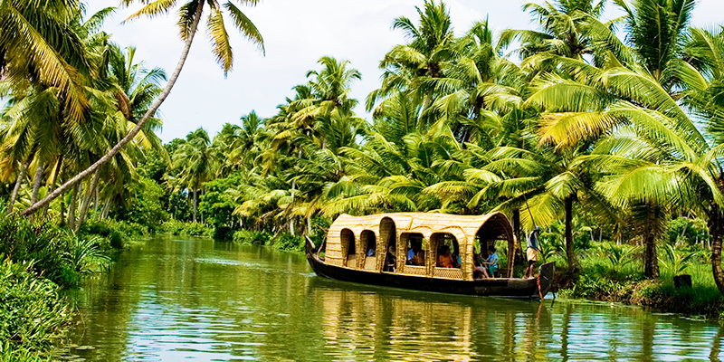 Backwaters cruise