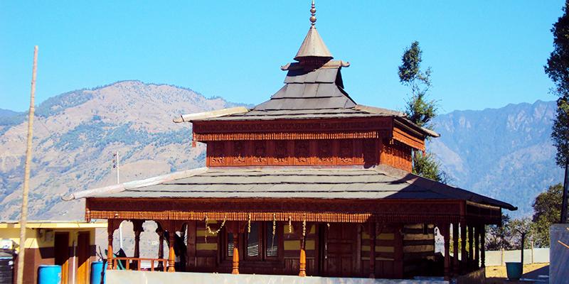 Duryodhan Temple blg