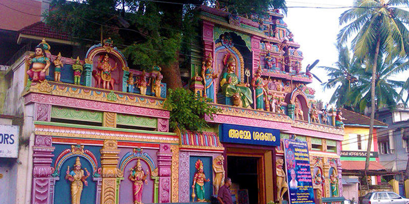 Gandhari temple blog