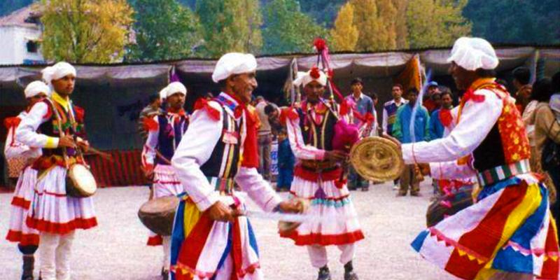 Kumaoni Holi, Kumaon Region