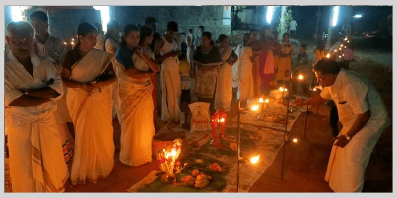 Manjal Kuli, Kerala