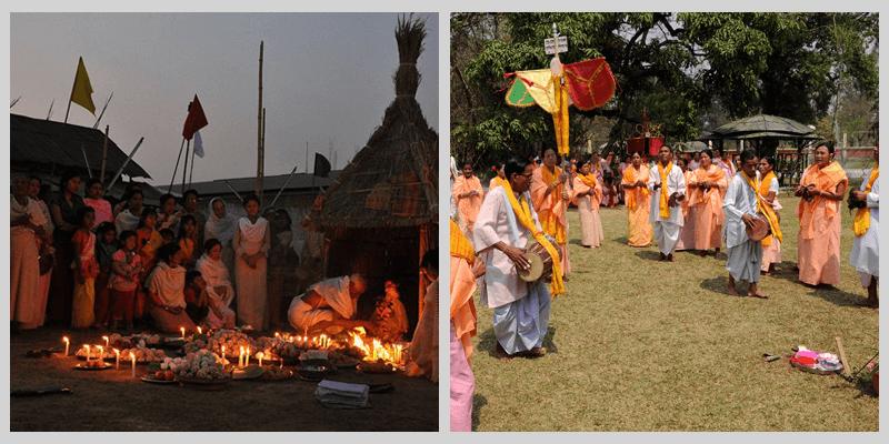 Yaoshang Festival, Manipur