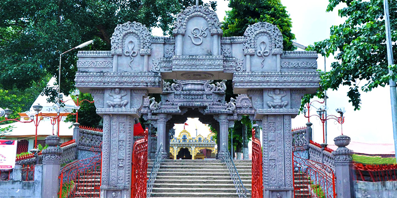 Mahabhairab Temple - Tezpur