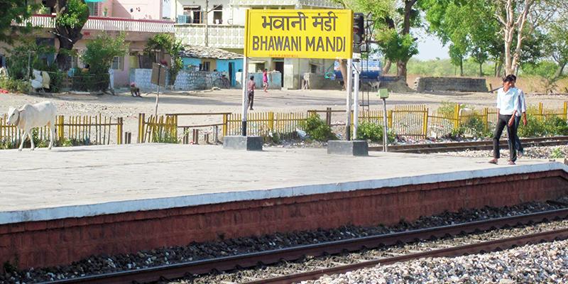 Bhawani Mandi Station