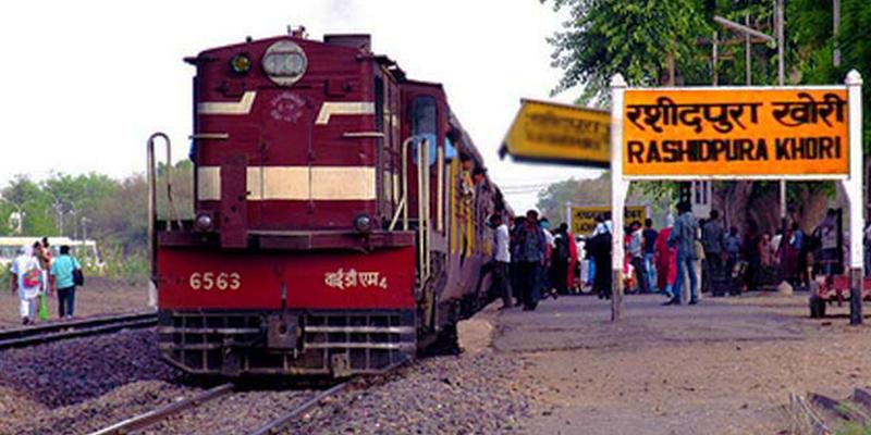 Rashidpur Khori Station