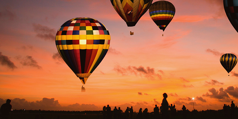 Hot Air Ballooning - Lonavla