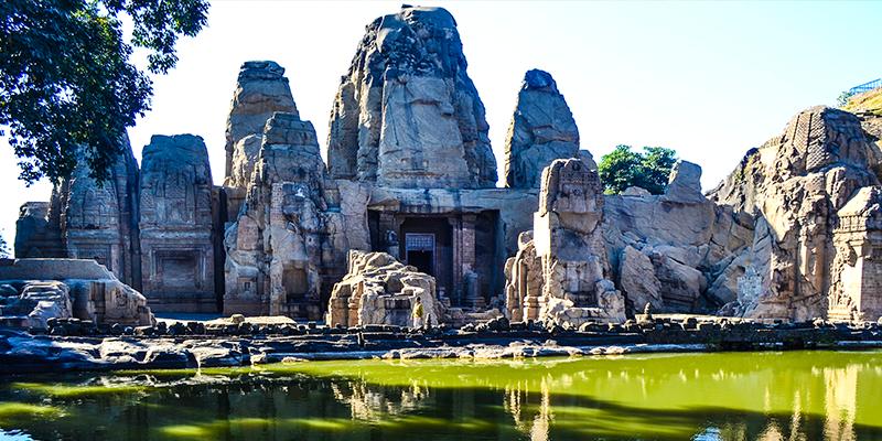 Masroor temples