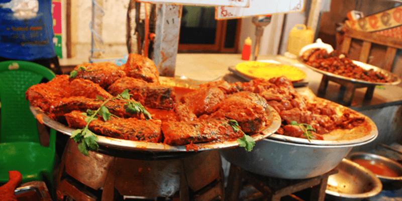 Kolkata's Famous Ramzaan special Dish