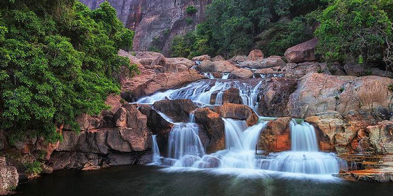 Rajarappa Falls