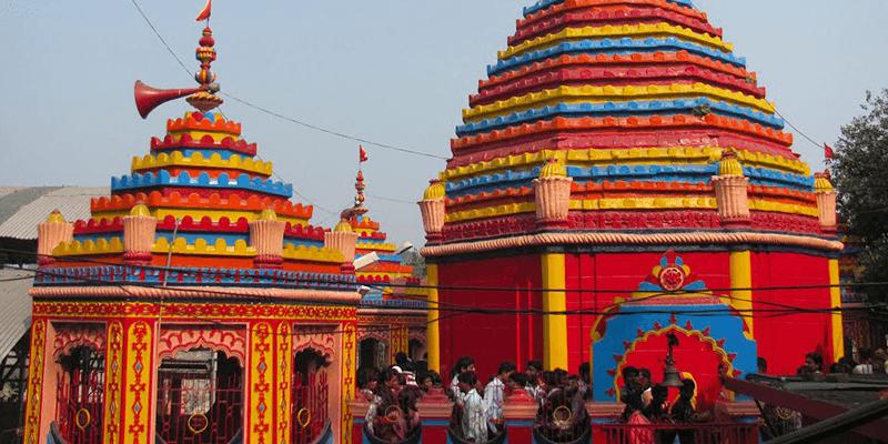 Rajarappa Temple