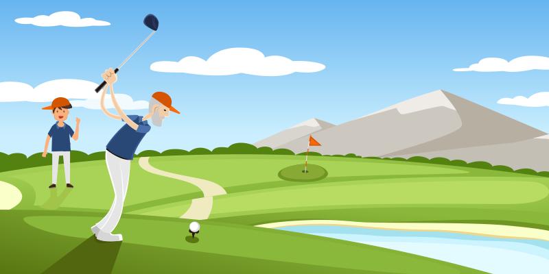 Golf Lover Daddy