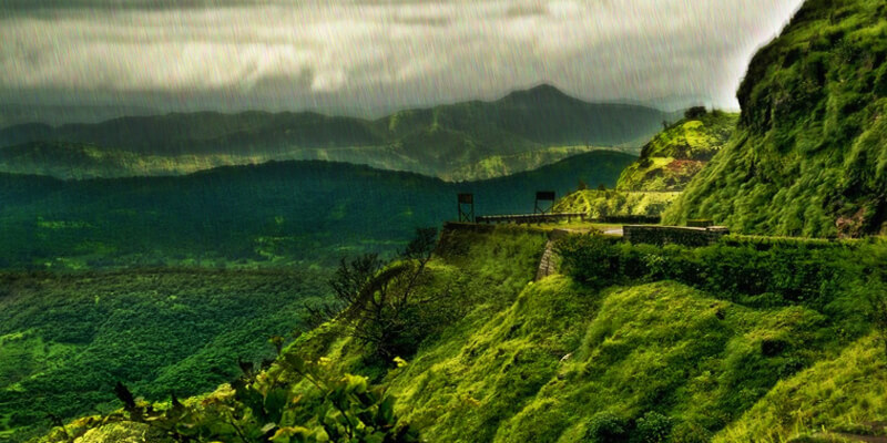 Monsoon attractions of Maharastra