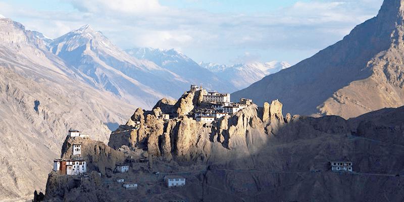 Dhankar Monastery