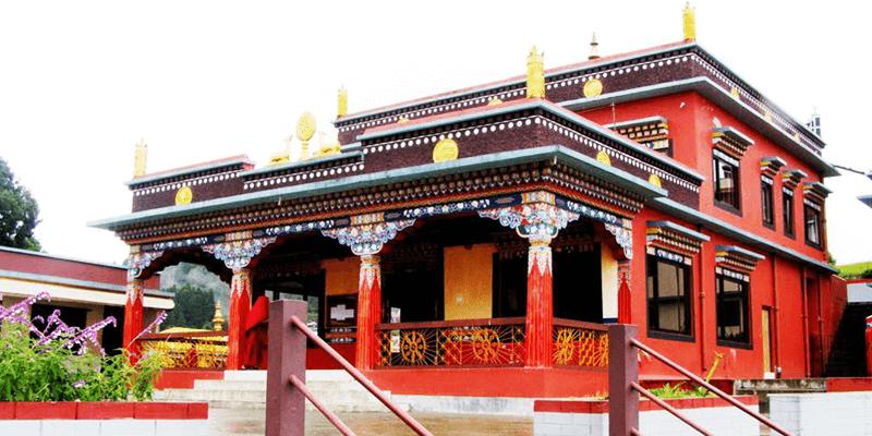 Lava monastery