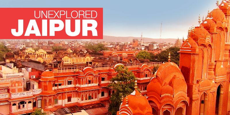 Unexplored Jaipur