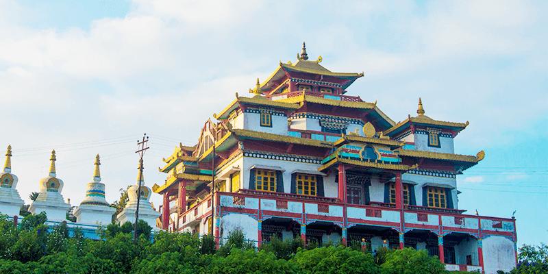 Zang Dhok Pairi Phodang monastery