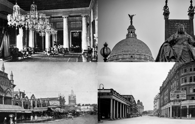 A tour through the British Raj relics of Kolkata