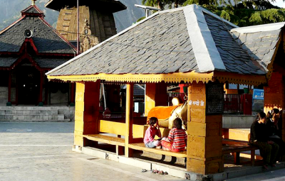 Chaurasi Temples of scenic Bharmour