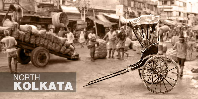Markets of North Kolkata