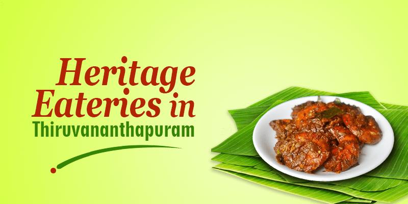 Eateries of Trivandrum