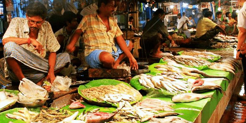 Maniktala Market