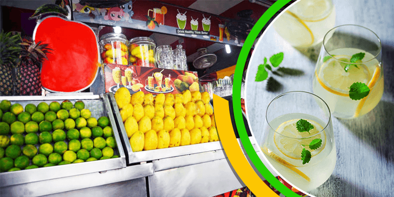 Mani's Lemon Juice Shop