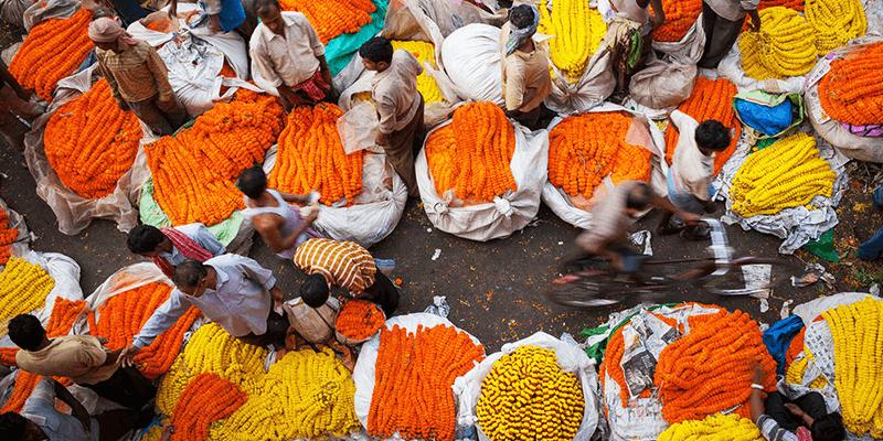 Mullikghat Market
