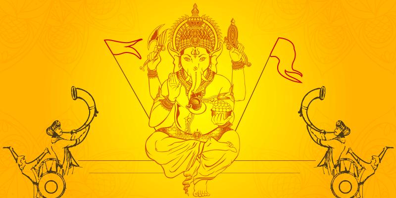 Ganpati Mandals